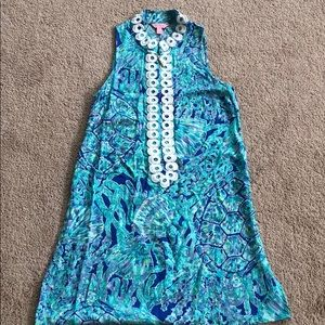 Lilly Pulitzer Tortuga Time Jane dress